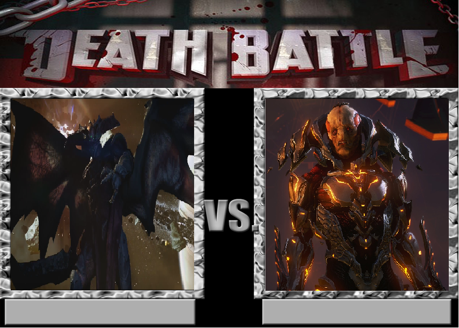 Oryx vs Didact by ManhattonOctoberfest