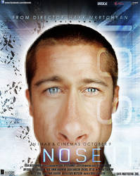The Nose, movie poster (Artwork)