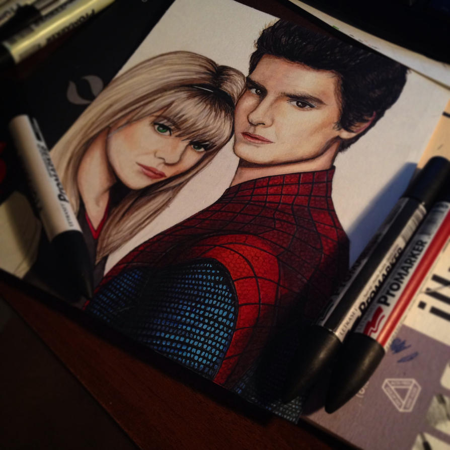peter parker and gwen stacy relationship tips