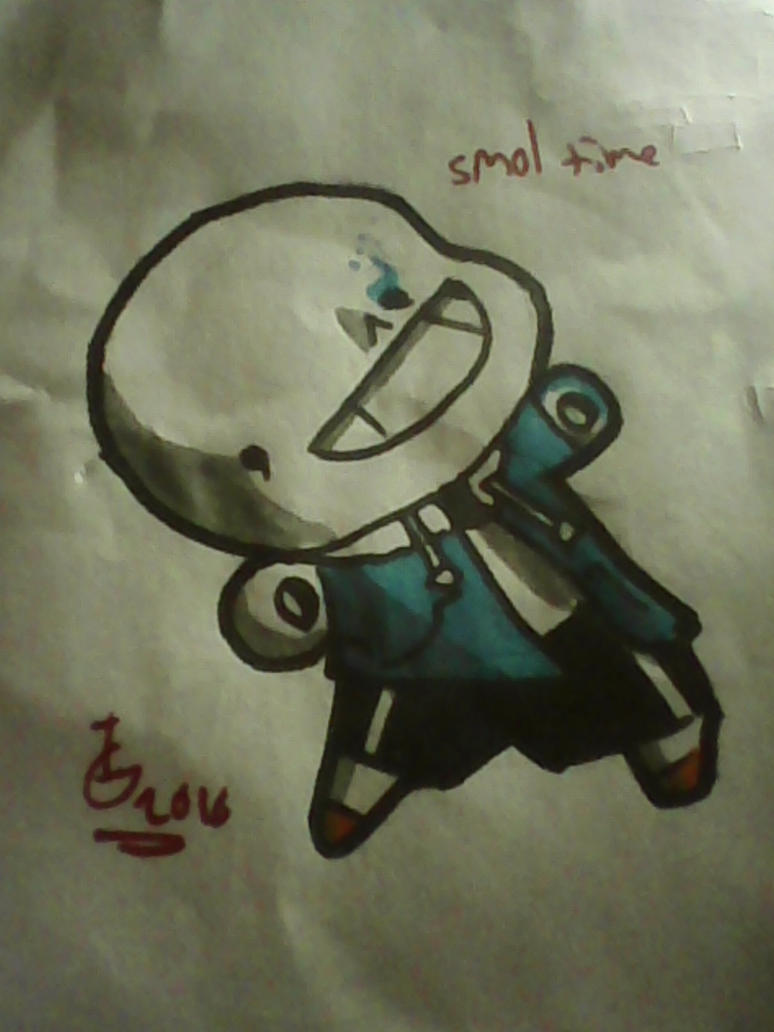 smol sans by IntenseGamer2016