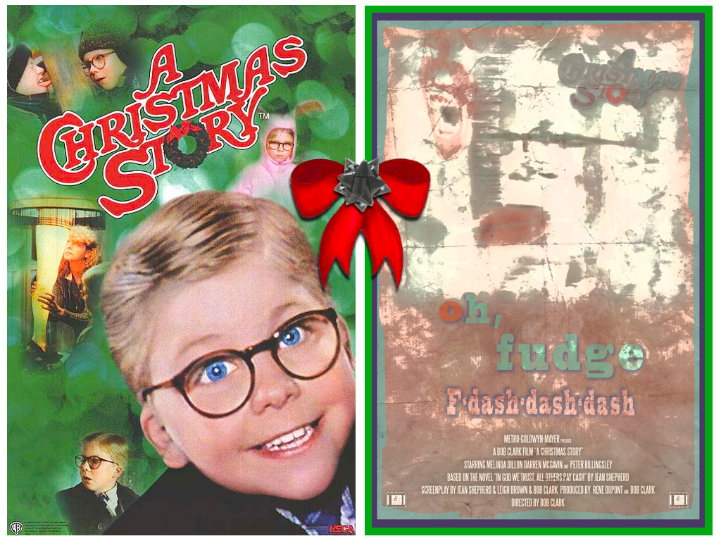 A Christmas Story Movie Poster  A Christmas Story Poster