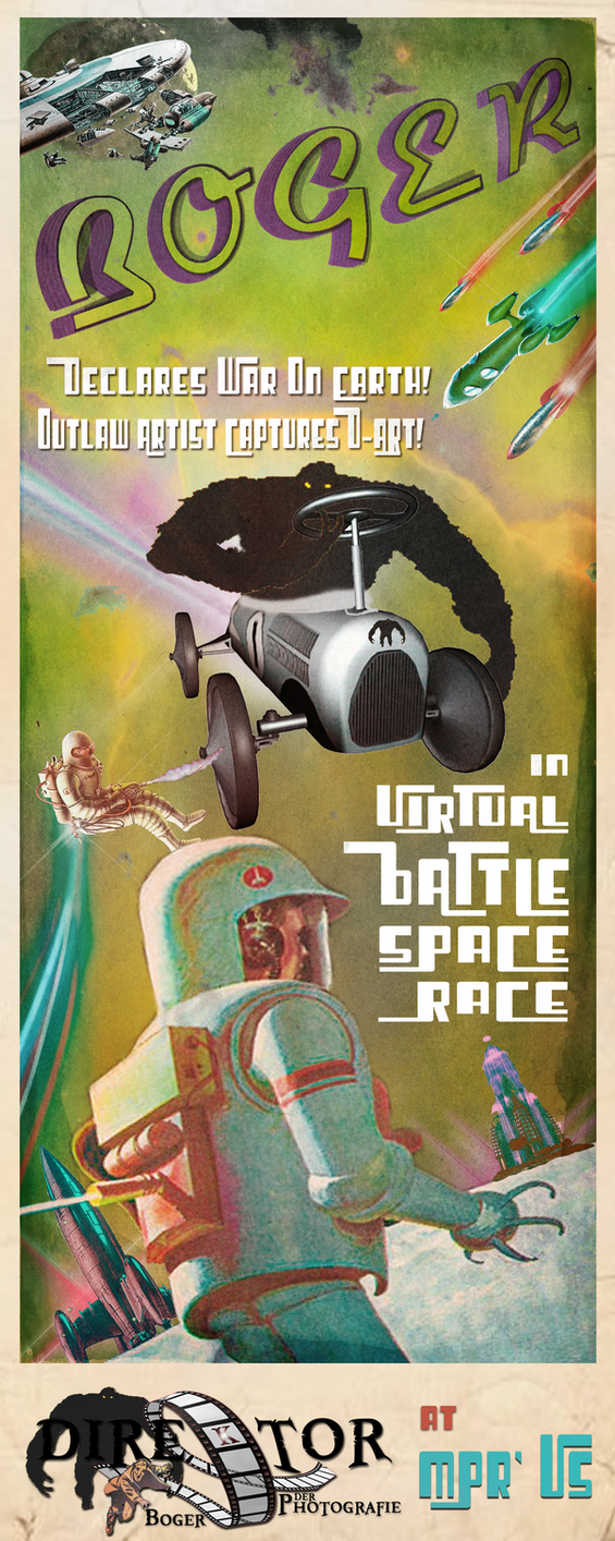 "Boger ""Space Race"" Deviant ID by Woody-Lindsey-Film"