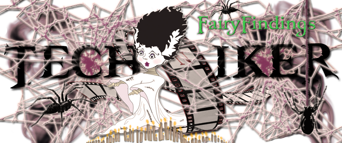 Official 'FairyFindings' Logo