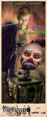 'The Dark Knight' Joker