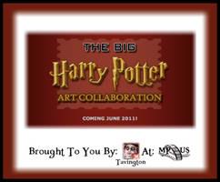 The Big 'HP' Art Collab