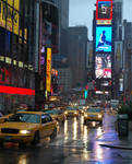 Morning in New York 1