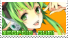 Megpoid Gumi Stamp by S-Laughtur