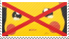 I hate Pikachu Stamp by S-Laughtur
