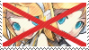 I hate the Kagamines Stamp by S-Laughtur