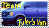 Team Tyler's Van Stamp by S-Laughtur