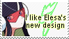 Elesa BW2 Stamp by S-Laughtur