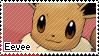 Eevee stamp by S-Laughtur