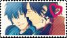 Koujaku x Aoba Stamp by S-Laughtur