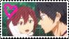 HaruGou Stamp