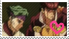 Josuhan Stamp by S-Laughtur