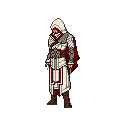 Assassin Creed: Ezio by domino99designs