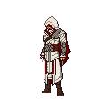 Assassin Creed: Ezio by domino99designs