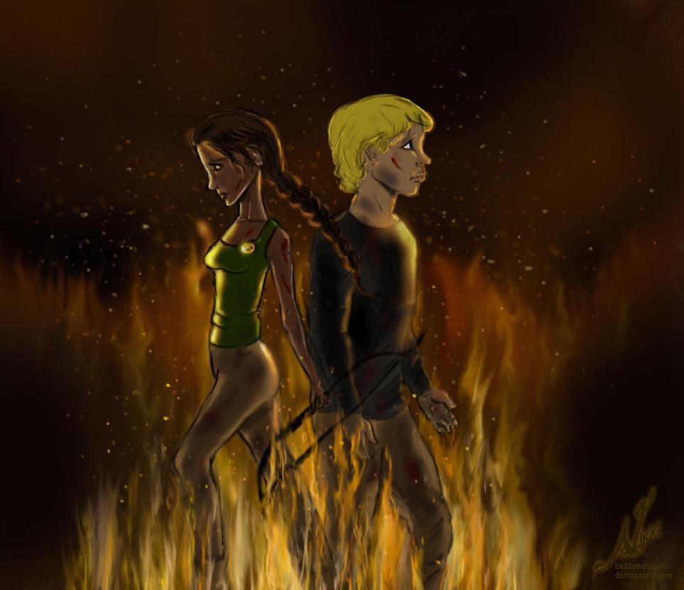 Burn Me With Fire by BalDuMoulin81
