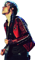 Mikey Way PNG