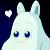 Moomin heart