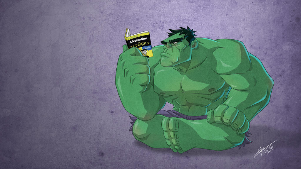 Hulk Wallpaper by hydriss28