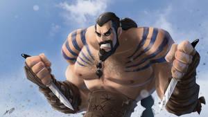 Khal Drogo by hydriss28