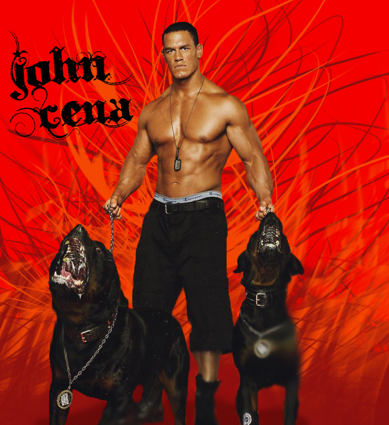 John Cena-Chain Gang Soldier by Lenore619-Void
