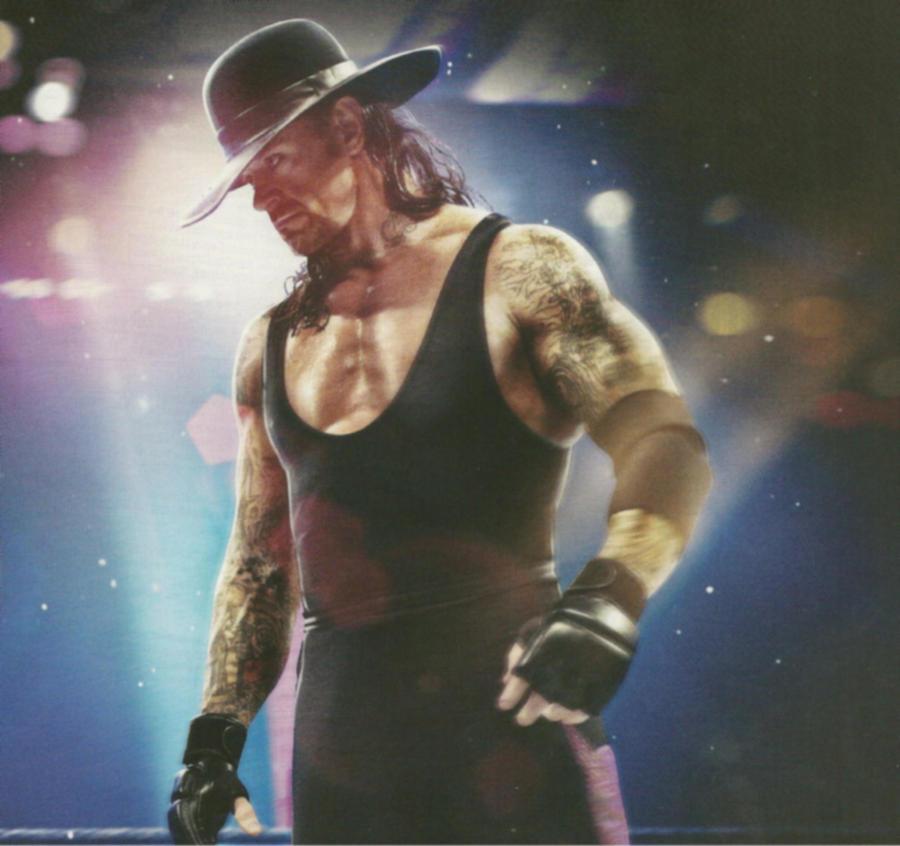 the undertaker phenom 21 - photo #10