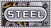 Steel Type Stamp