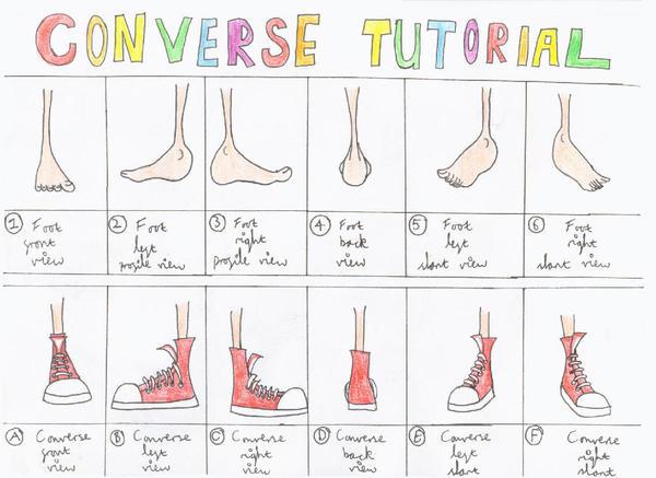 converse tutorial by nelfalot on deviantart
