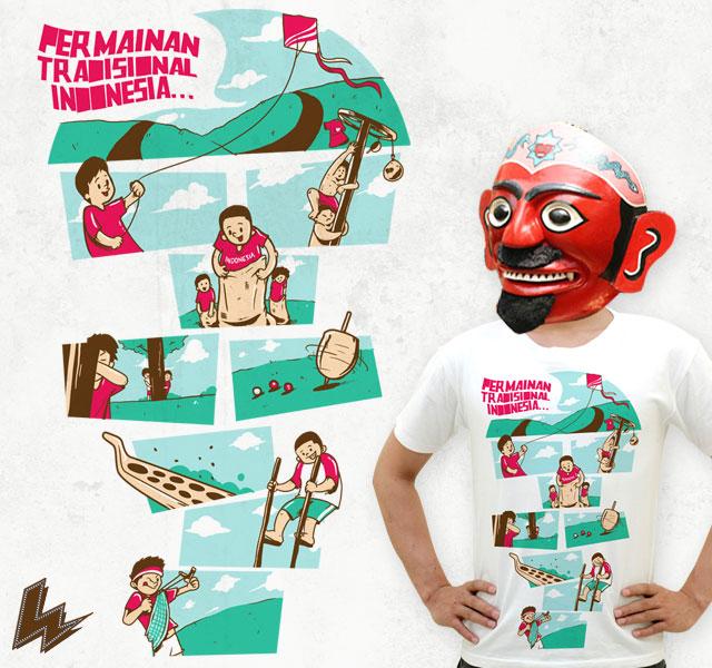 Permainan Tradisional by LACHI17