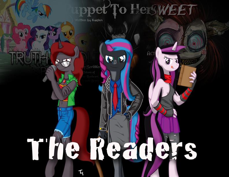 The Readers by marioking89