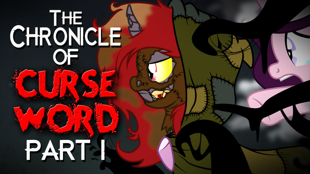 The Chronicle of Curse Word title card by marioking89