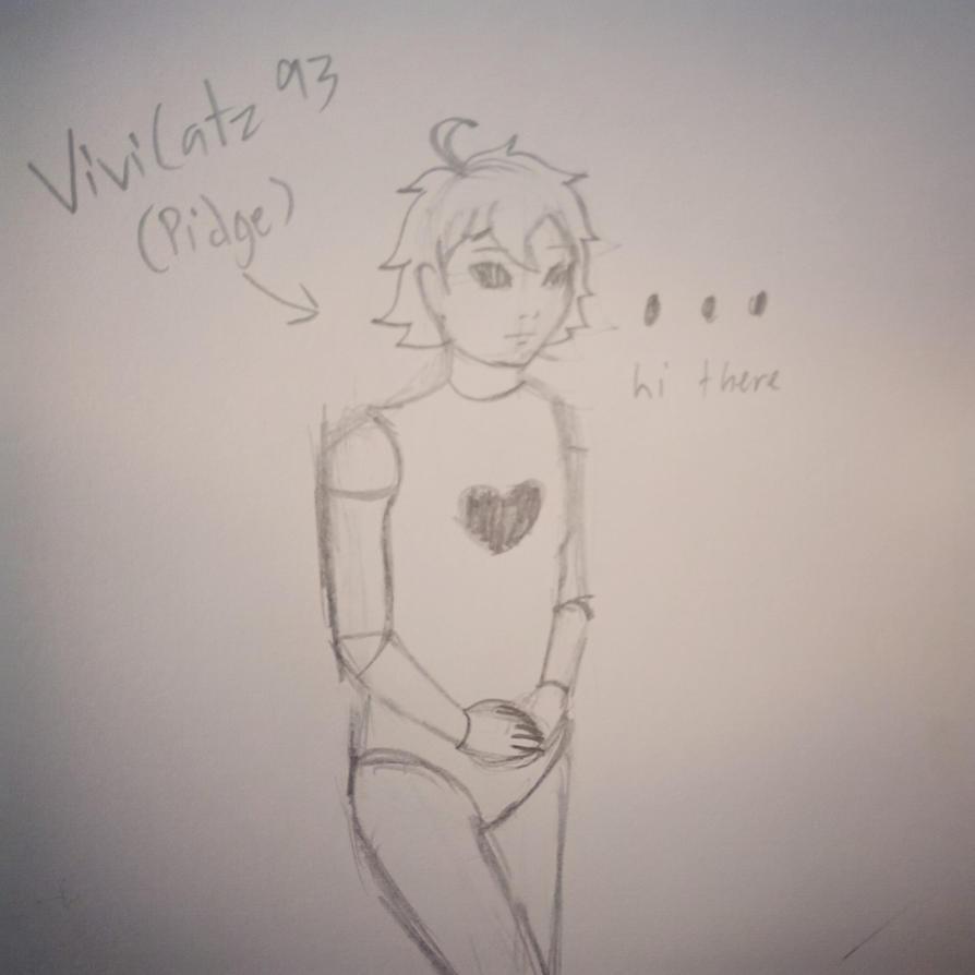ViviCatz93 by ForsakenStrange