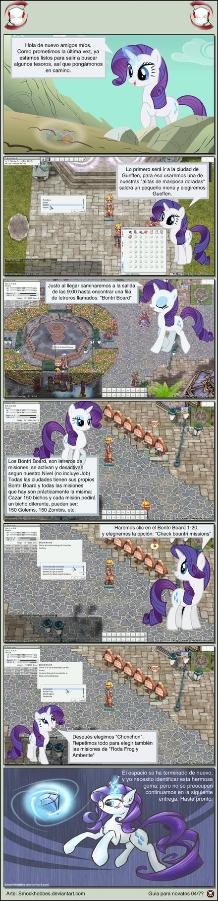 Guia para principiantes en Ragnarock 04 by GranJaguarRojo