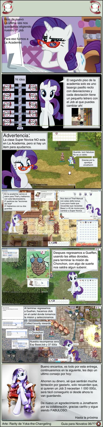 Guia para principiantes en Ragnarock 6 by GranJaguarRojo