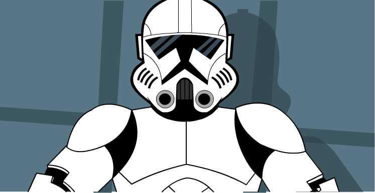 Clone Trooper - new Helmet by Komodo1138