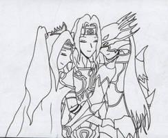Trinity's Love by Katfreak
