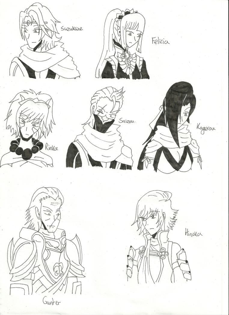 Fire Emblem IF: Part Two by Katfreak