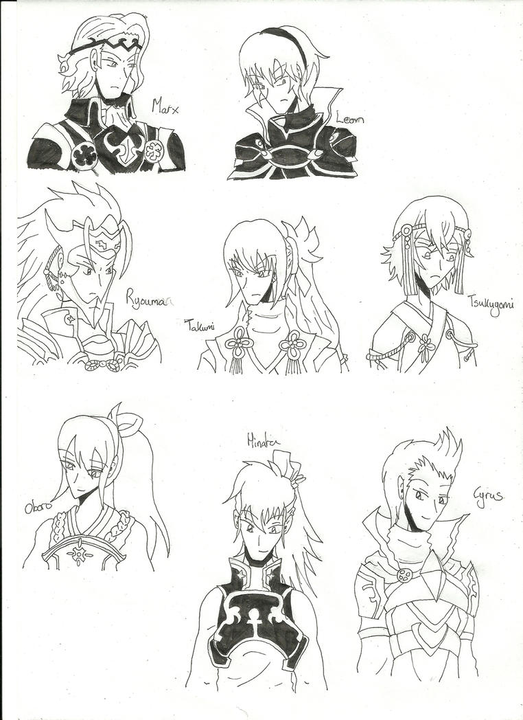 Fire Emblem IF: Part Three by Katfreak