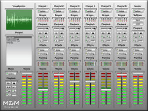 Mixing Device