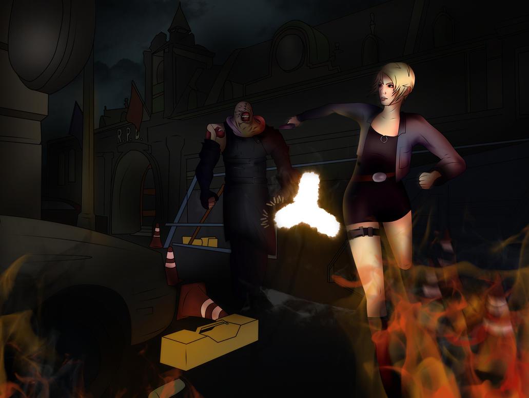 Resident evil hentei porn naked clips