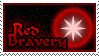 Stamp: Red Bravery by nightsfan