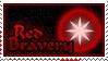 Stamp: Red Bravery by nightsfan