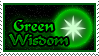 Stamp: Green Wisdom