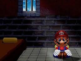 Mario In Jail by Kermitthefrog223456