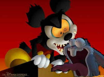 Mickey Mouse Is Evil by Kermitthefrog223456