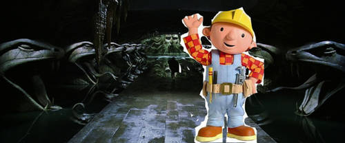 Bob The Builder And The Chamber Of Secrets by Kermitthefrog223456