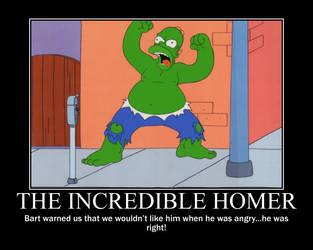 Homers Revenge by Kermitthefrog223456