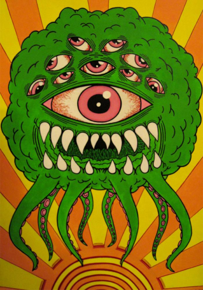 TERRORpus by schizophrenic